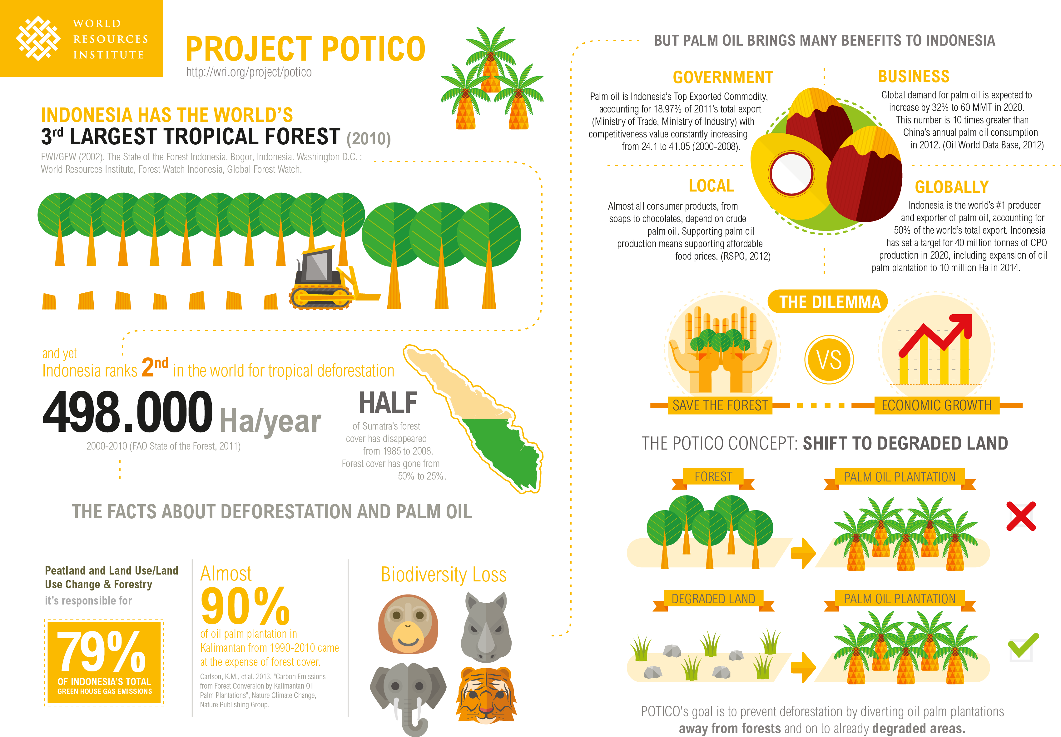 forest pledges multiply as palm oil companies respond to